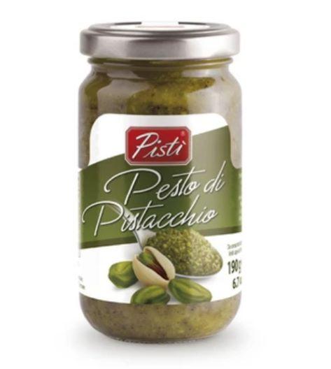 Pesto di pistacchio 190g